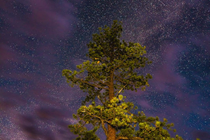 Astrophotography, California, Milky Way Photography, North America, Stars, Travel, United States, Yosemite National Park