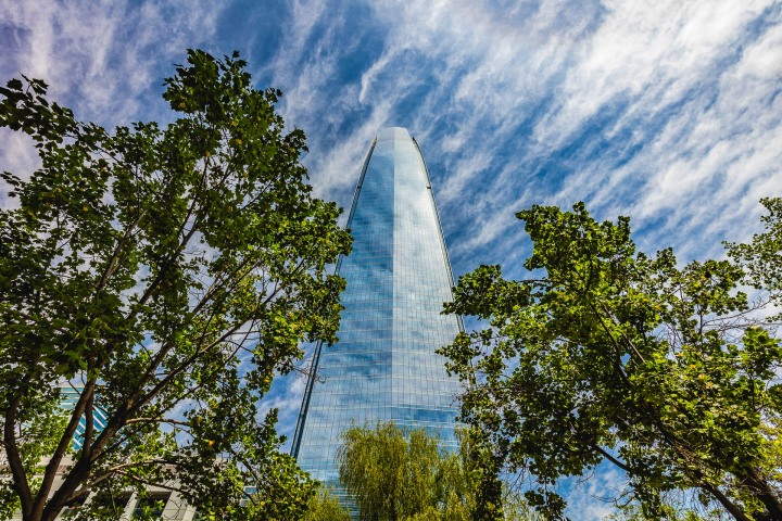 AGP Favorite, Chile, Gran Torre Santiago, Santiago, South America, Travel