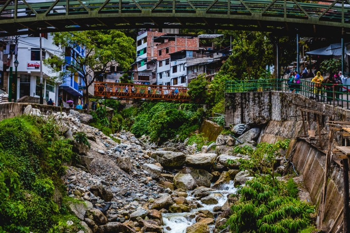 Aguas Calientes, Cusco, Peru, South America, Travel