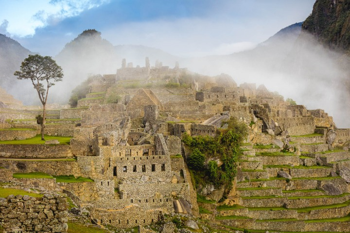 Andes Mountains, Cusco, Machu Picchu, Peru, South America, Travel