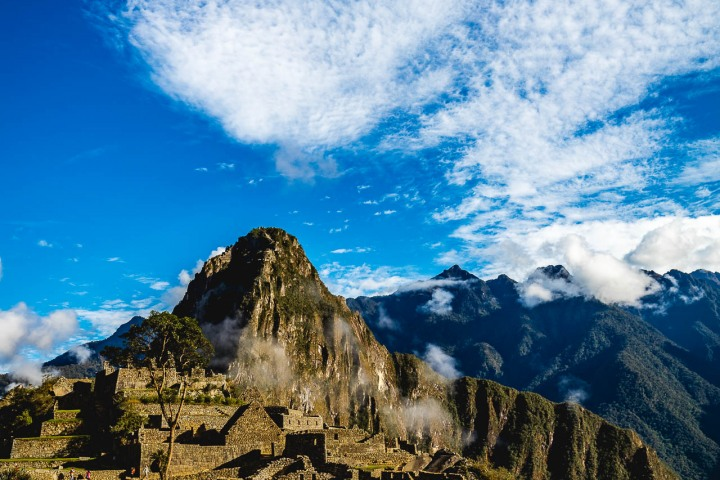 Andes Mountains, Cusco, Machu Picchu, Peru, South America, Travel