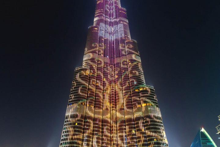 AGP Favorite, Burj Khalifa, Dubai, Middle East, Travel, United Arab Emirates