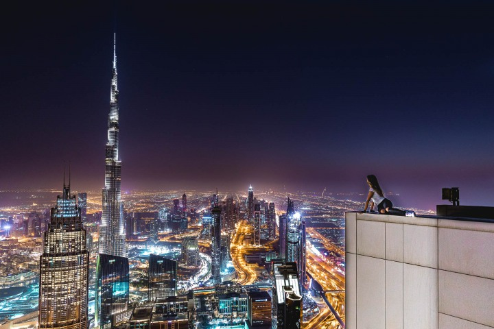 AGP Favorite, Burj Khalifa, Dubai, Middle East, Skyline, Travel, United Arab Emirates