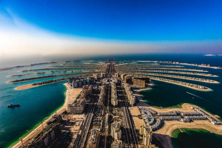 Aerial Photography, AGP Favorite, Dubai, Middle East, The Palm, Travel, United Arab Emirates