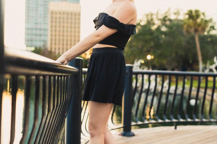 AGP Favorite, Emilynn Cochran, Lifestyle, Portrait