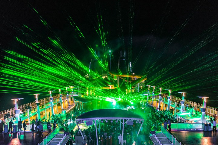 EDM, Holy Ship, Lazers, Music