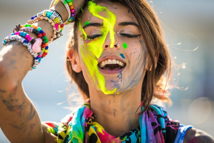 EDM, LIC Miami, Life In Color, Music, Paint Party