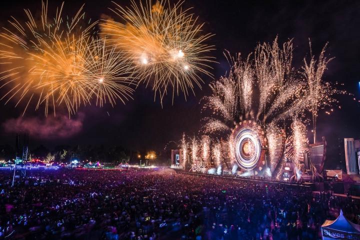 EDC, EDC Mexico, EDM, Electric Daisy Carnival, Music, Pyro