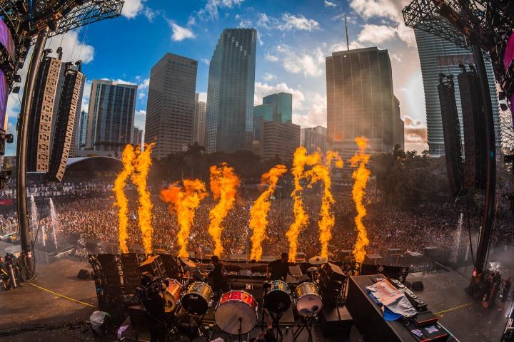 AGP Favorite, EDM, Fire, Galantis, Music, Ultra, Ultra Miami