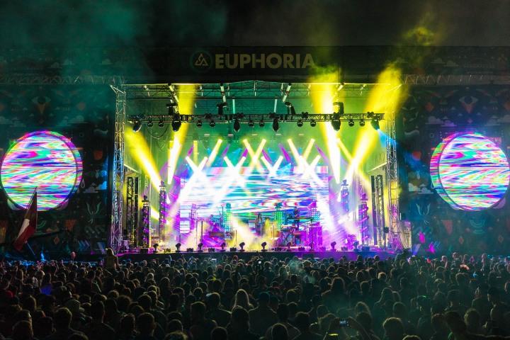 EDM, Euphoria, Music