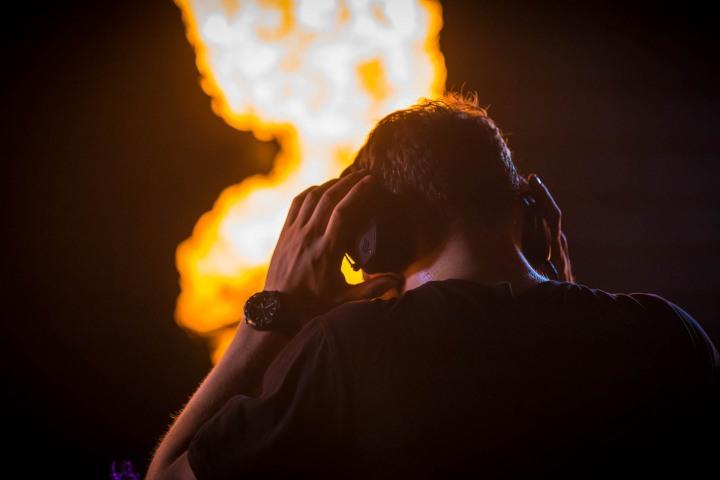 EDM, Fire, Martin Garrix, Music, SPMF, Spring Awakening