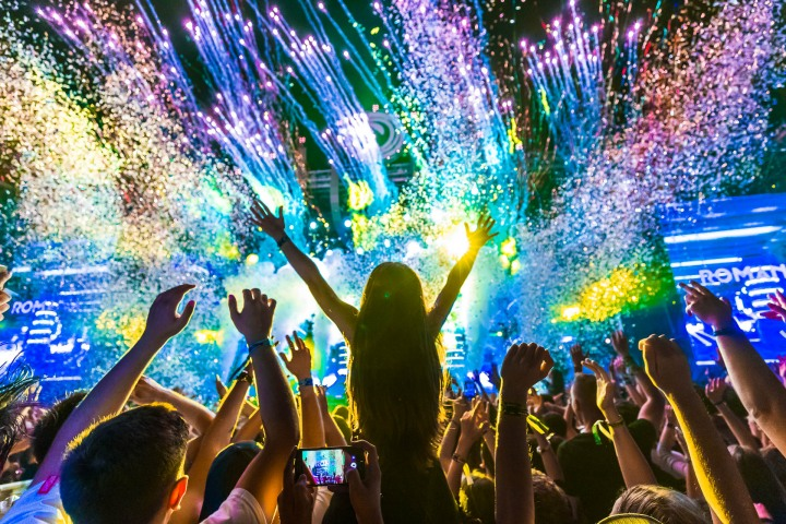 AGP Favorite, EDM, Music, Neversea, Pyro