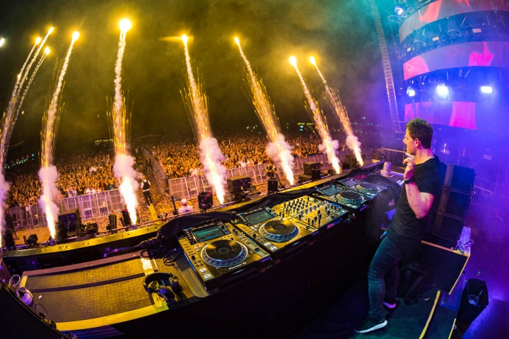 EDM, Fedde Le Grand, Music, Neversea