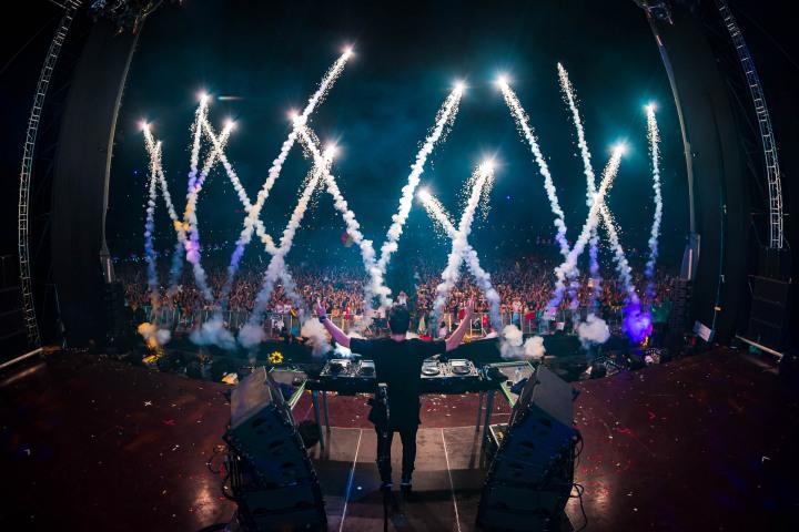 EDM, Martin Garrix, Music, Pyro, Untold