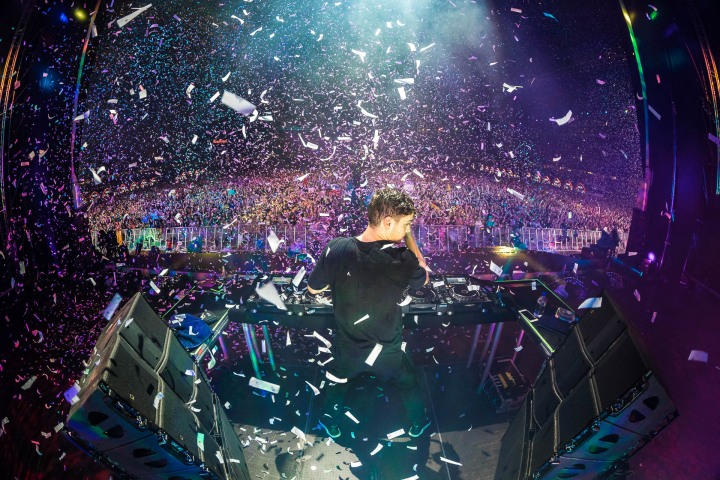 AGP Favorite, Confetti, EDM, Martin Garrix, Music, Untold