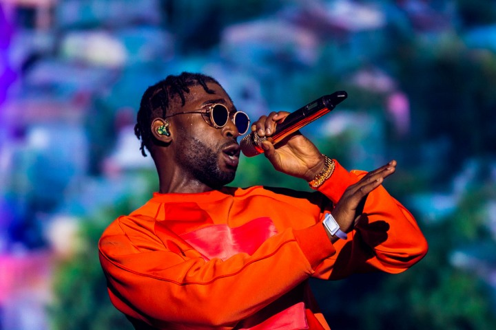 Music, pop, Tinie Tempah, Utopia Island