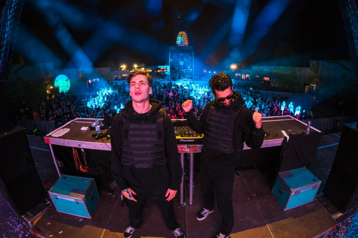 EDM, Music, Utopia Island, Yellow Claw