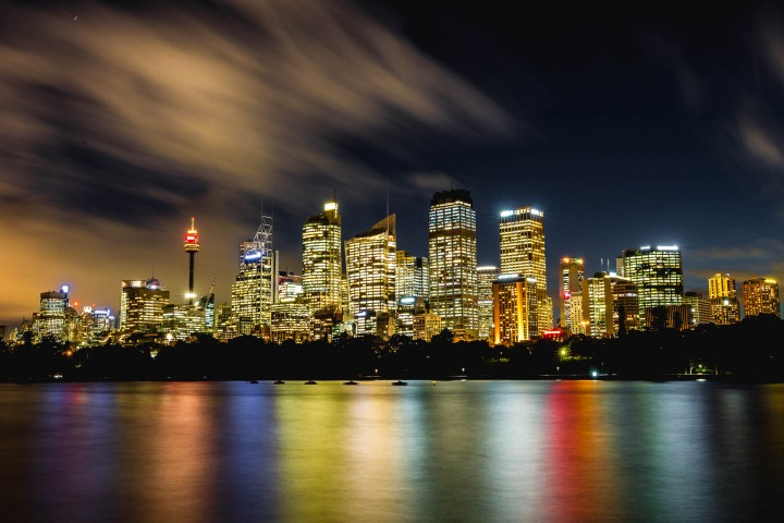 AGP Favorite, Australia, Long Exposure, Skyline, Sydney, Travel