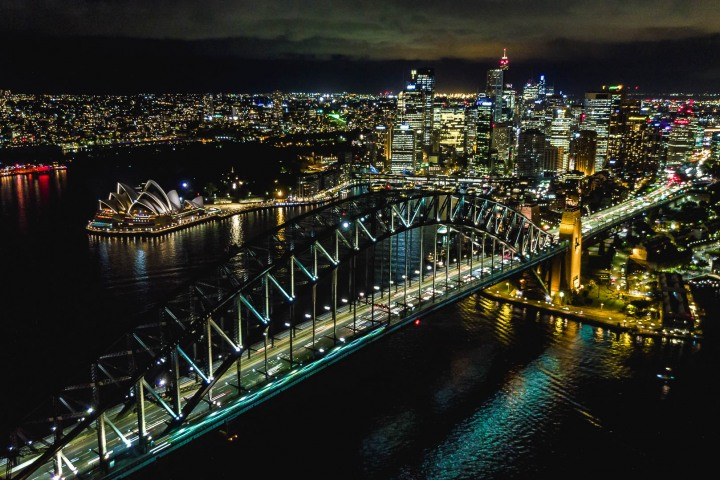 Australia, Harbour Bridge, Skyline, Sydney, Travel