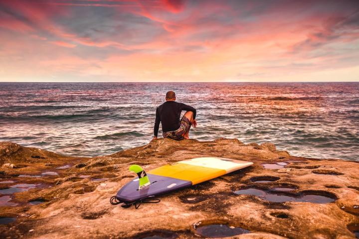 AGP Favorite, Australia, Bondi Beach, Coogee Beach, Sunset, Sydney, Travel