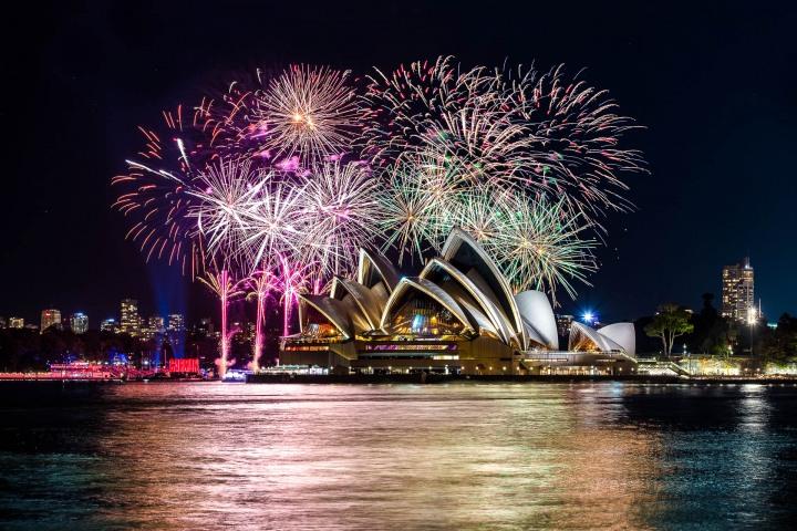 AGP Favorite, Australia, Fireworks, Sydney, Sydney Opera House, Travel