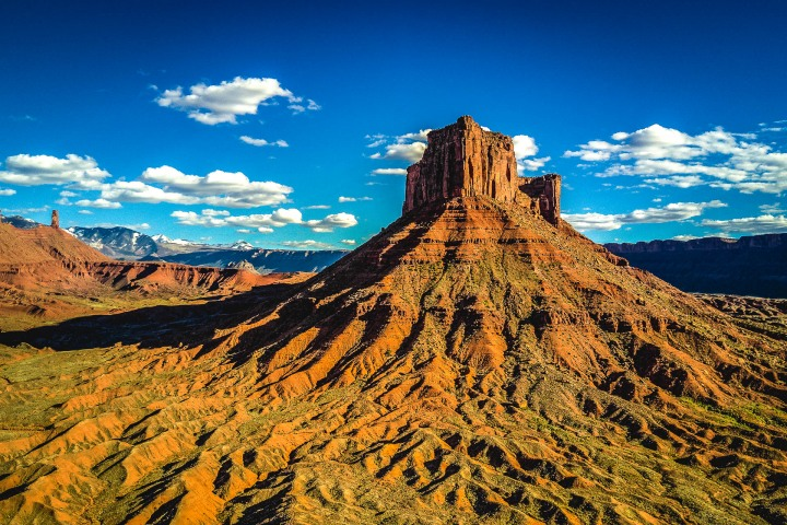 Aerial Photography, AGP Favorite, Castle Valley, Moab, North America, Travel, United States, Utah