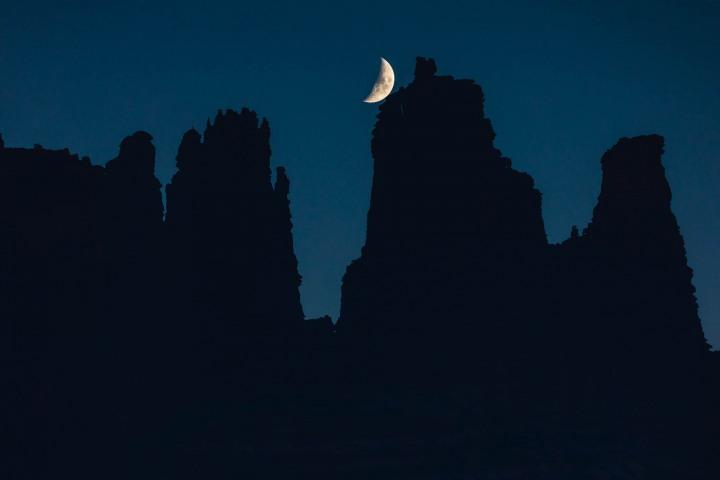 Fisher Towers, Moab, North America, Travel, United States, Utah