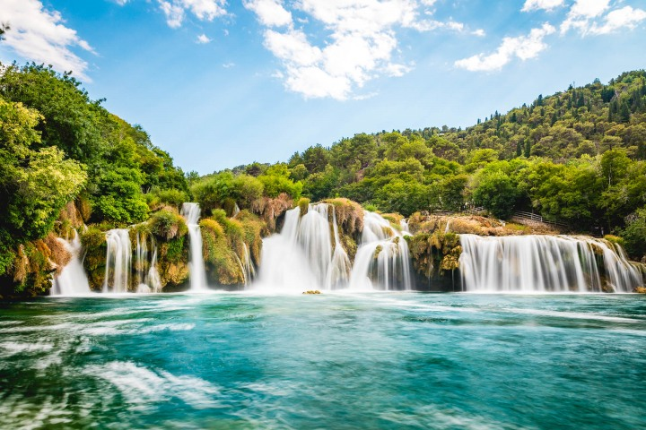 AGP Favorite, Croatia, Europe, Krka National Park, Long Exposure, Travel, Waterfall