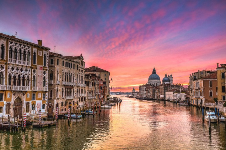 AGP Favorite, Canal, Europe, Italy, Sunrise, Travel, Venetian Lagoon, Venice