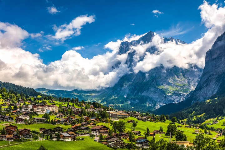 AGP Favorite, Europe, Grindelwald, Interlaken, Mittelhorn, Mountains, Switzerland, Travel