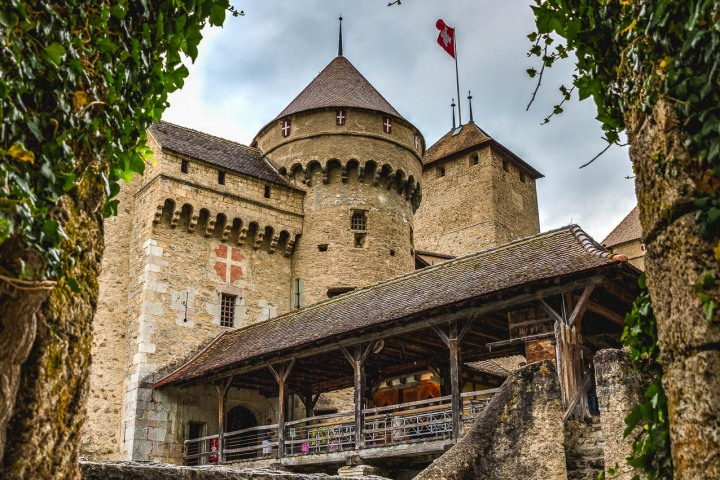 AGP Favorite, Chillon Castle, Europe, Geneva, Switzerland, Travel