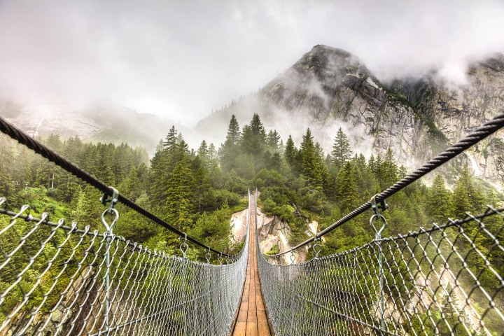 AGP Favorite, Europe, Handeckfallbrücke, Interlaken, Switzerland, Travel