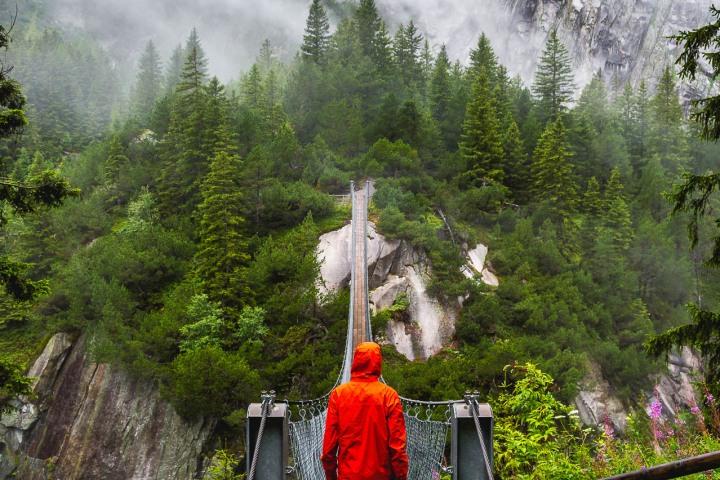 AGP Favorite, Europe, Handeckfallbrücke, Interlaken, Switzerland, Travel