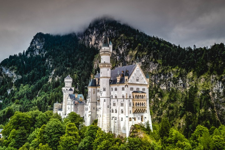 AGP Favorite, Europe, Germany, Munich, Neuschwanstein Castle, Travel
