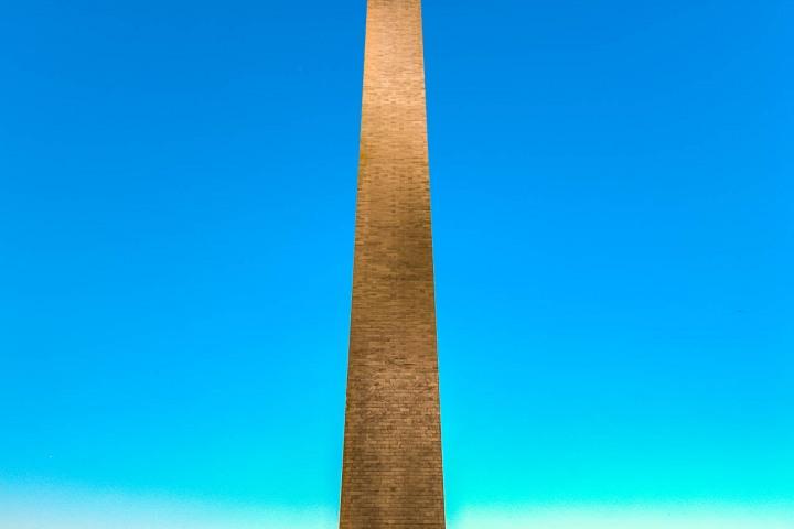 North America, Sunset, Travel, United States, Washington, Washington DC, Washington Monument