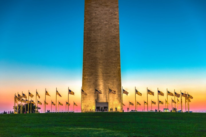 AGP Favorite, North America, Sunset, Travel, Washington, Washington DC, Washington Monument