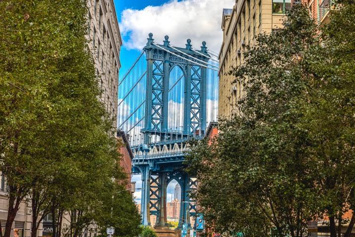 AGP Favorite, Manhattan Bridge, New York City, North America, NYC, Travel