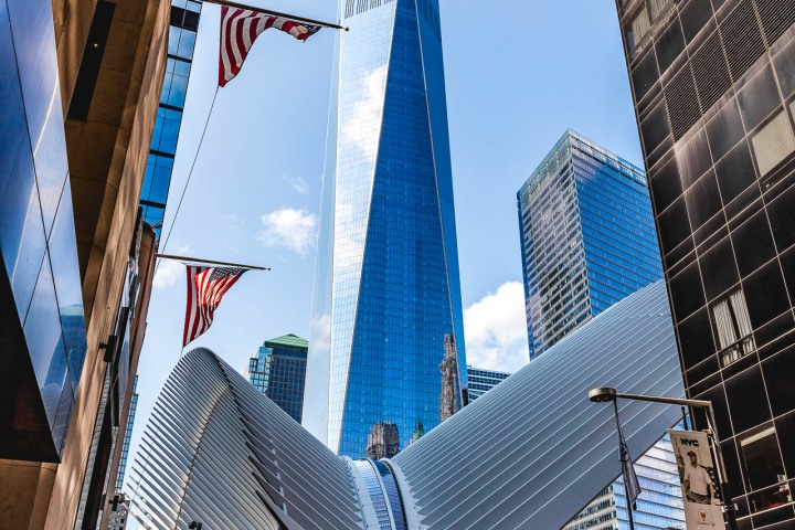 New York City, North America, NYC, One World Trade Center, Travel, Westfield World Trade Center