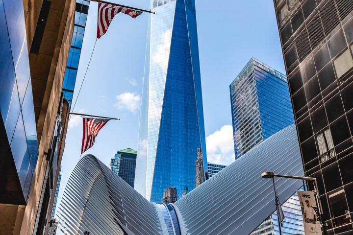 New York City, North America, NYC, One World Trade Center, Travel, Westfield World Trade Center