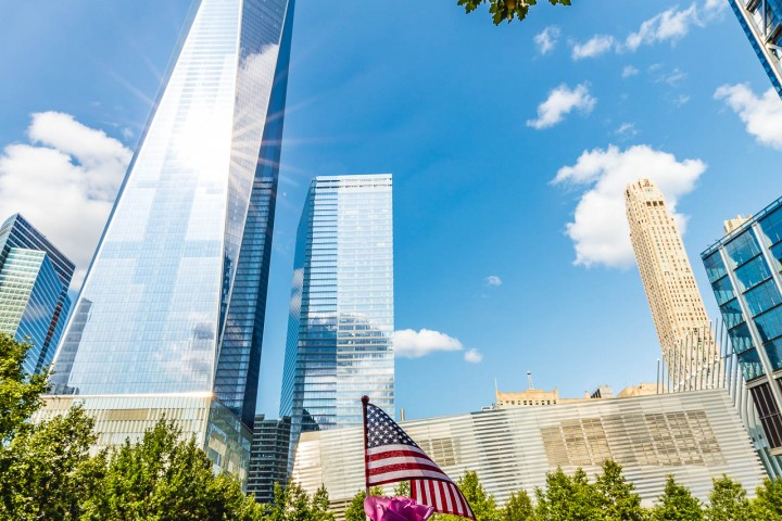 9/11 Memorial, AGP Favorite, New York City, North America, NYC, One World Trade Center, Travel
