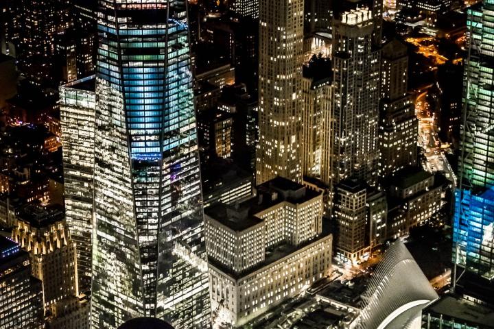 9/11 Memorial, Aerial Photography, AGP Favorite, New York City, North America, NYC, One World Trade Center, Skyline, Travel