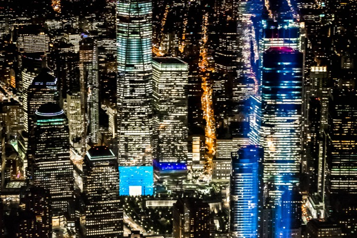 9/11 Memorial, Aerial Photography, AGP Favorite, New York City, North America, NYC, One World Trade Center, Skyline, Travel