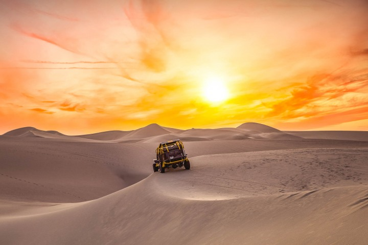 AGP Favorite, Desert, Huacachina, Ica, Peru, Sand dunes, South America, Travel