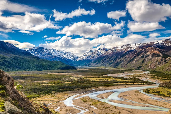 Argentina, El Chaltén, Patagonia, South America, Travel