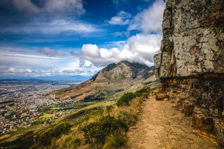 Africa, Cape Town, South Africa, Table Top, Travel