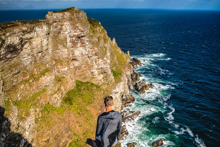Africa, Cape Point, Cape Town, Sea Cliffs, South Africa, Travel