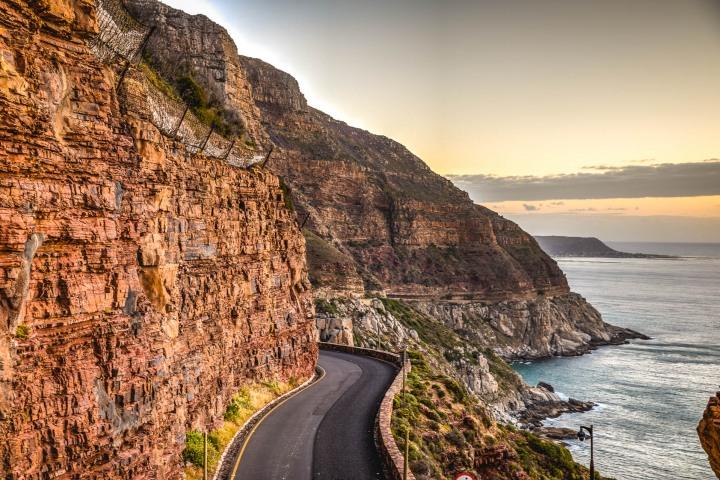 Africa, AGP Favorite, Cape Town, Chapmans Peak, Sea Cliffs, South Africa, Travel
