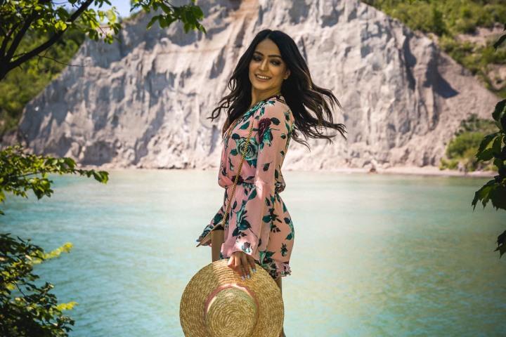 Dania Hasan, Lifestyle, Portrait