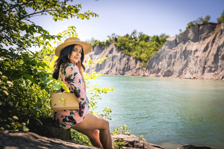 AGP Favorite, Dania Hasan, Lifestyle, Portrait