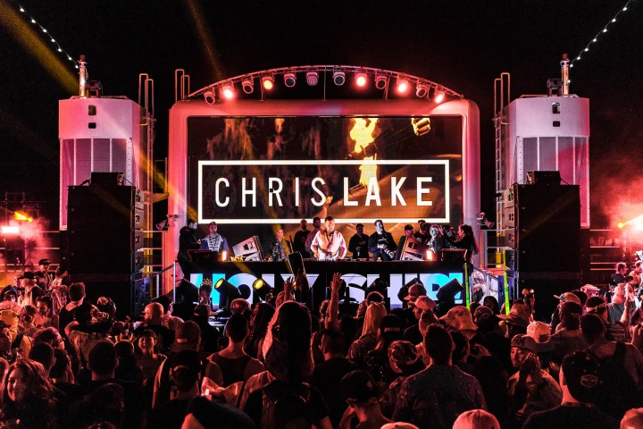 Chris Lake, EDM, Holy Ship, Music